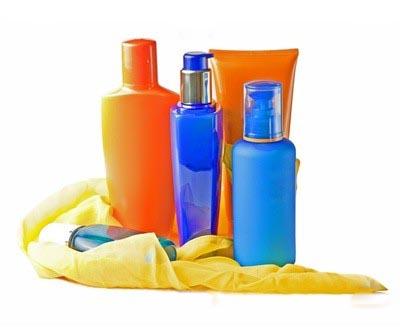 косметика для солярия - защита кожи