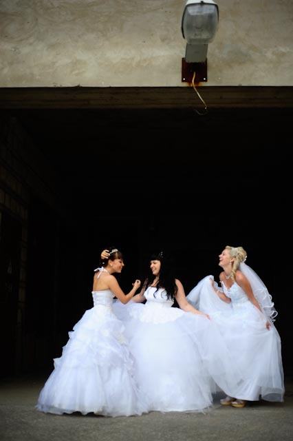 Вы просматриваете изображения у материала: Страна Невест 2012 в Сыктывкаре | Фотограф Андрей Ретанов