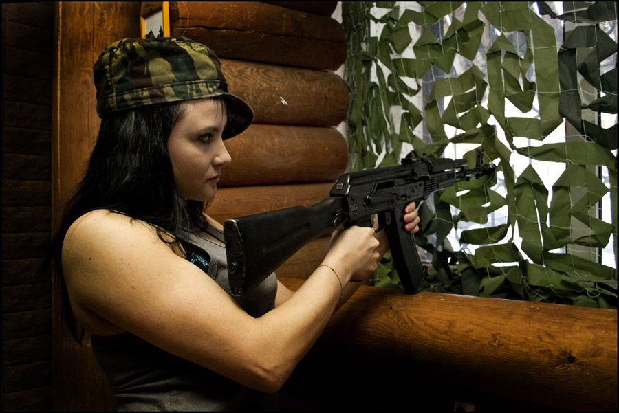 Вы просматриваете изображения у материала: Фотосет Милитари | Фотограф Екатерина Чеусова