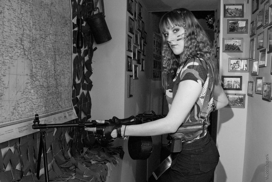 Вы просматриваете изображения у материала: Фотосет Милитари | Фотограф Александр Кочкин