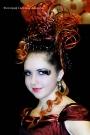 Фотоотчет № 1 с VI Республиканского конкурса  парикмахерского искусства и декоративной косметики